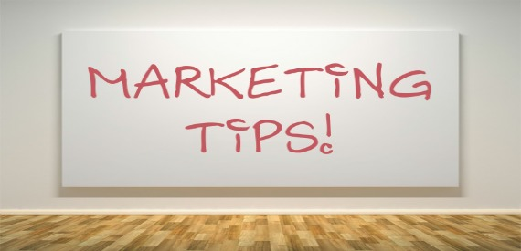 Marketing tips, marketing advice