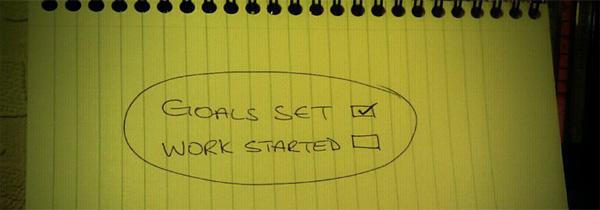 goals, goal setting