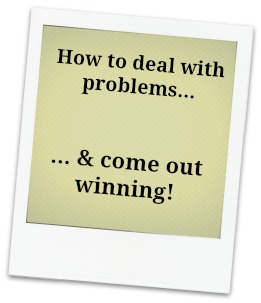 How to deal with tough situations and come out winning!