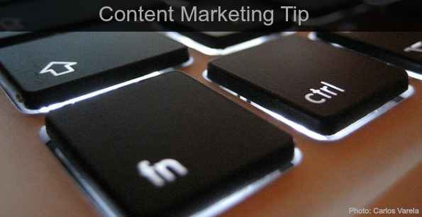 A Content Marketing tip your competitors don't want you to know