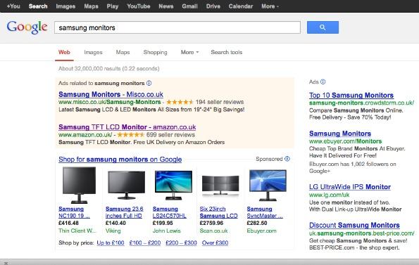 Less traffic from google, google traffic