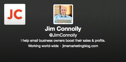 Jim Connolly branding