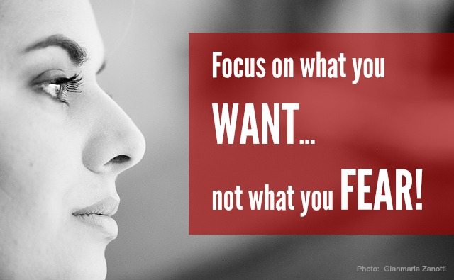 My personal story: The power of focus!