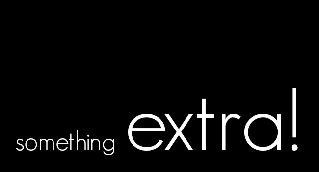 extra something