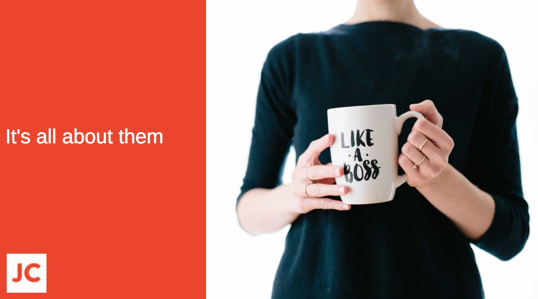 marketing focus, motivation, wants