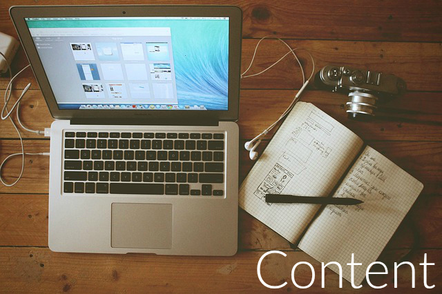 content marketing, lists, list building