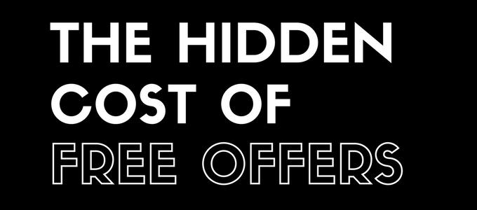 free offers, freebies