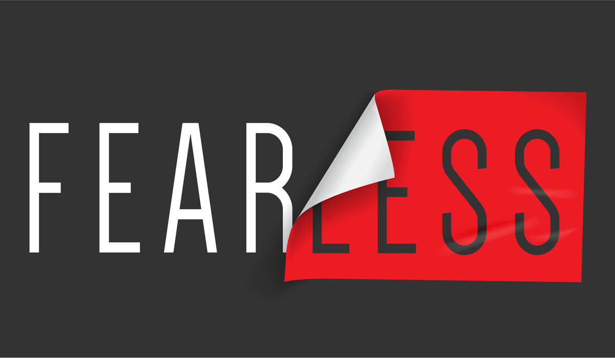 marketing fear, fearless