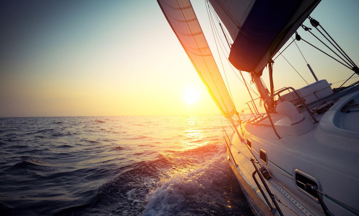 marketing, set sail